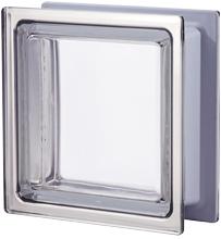 brique en verre pour projets d'architecture 33 cm