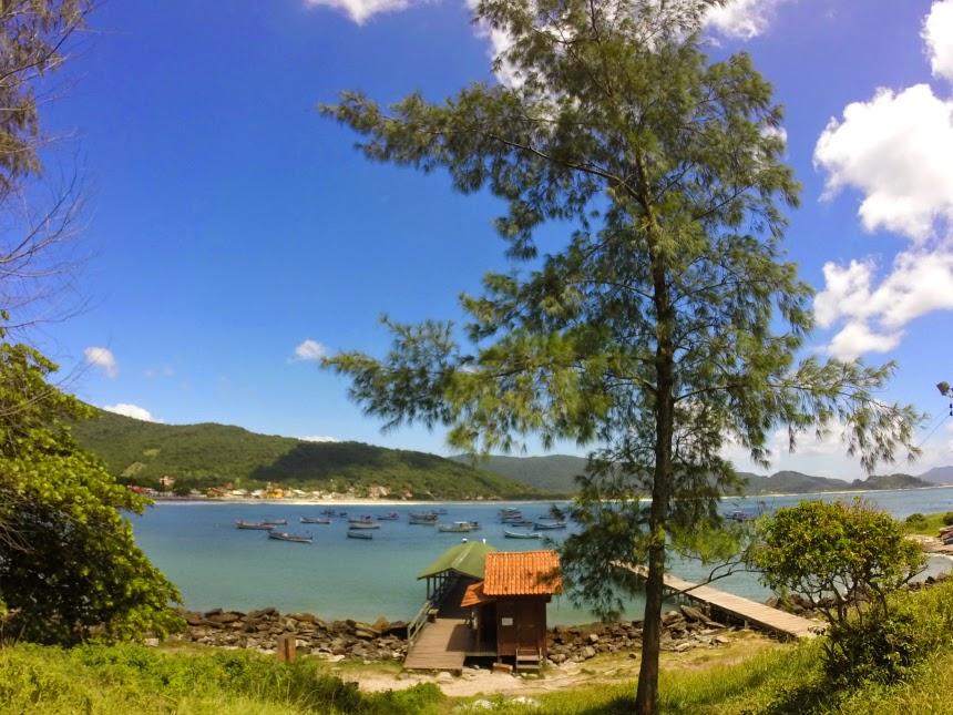 O que fazer em Florianópolis Praia Armação