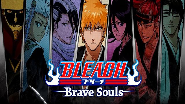 BLEACH Brave Souls APK V5.4.3 ATUALIZADO
