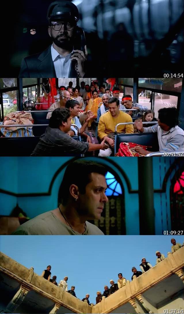 Bajrangi Bhaijaan 2015 Hindi DVDRip 700mb Esubs