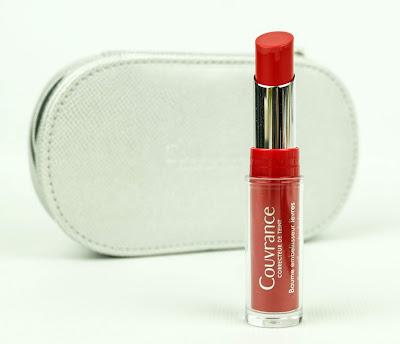 Couvrance: Bálsamo embellecedor de labios