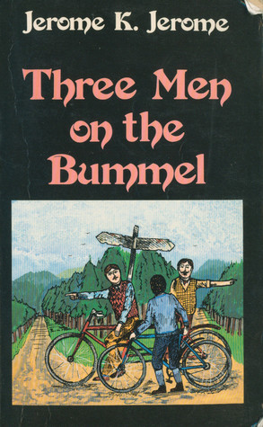 Three Men On The Bummel by Jerome K. Jerome (3 star review)