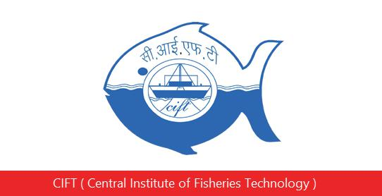 CIFT ( Central Institute of Fisheries Technology )