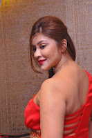 Payal Ghosh Looks Stunning in Red Half Shoulder Gown 058.JPG