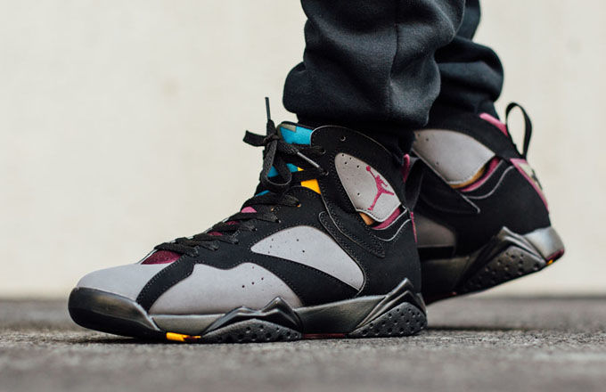 new styles 76159 a5626 ... spain last summer jordan brand dropped the bordeaux air jordan vii retro.  for most heads