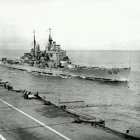 14 March 1941 worldwartwo.filminspector.com HMS Vanguard
