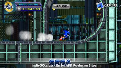 Sonic The Hedgehog 4 Episode II APK