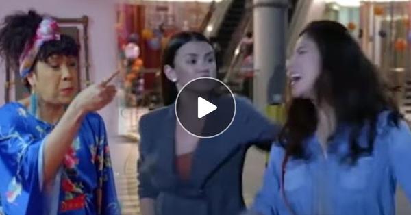 WATCH: Intense Sampalan Scenes In the Star Cinema Films