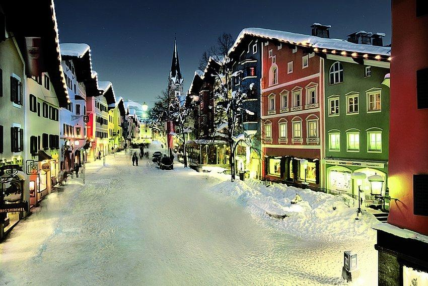 mesto Kitzbühel