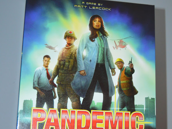 Board Game Club Blogger - Pandemic