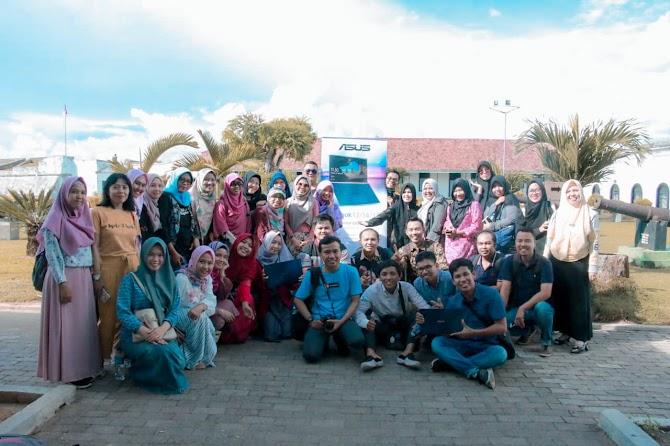 Terik Mentari Sambut ASUS ZenBook Blogger Gathering di Bengkulu