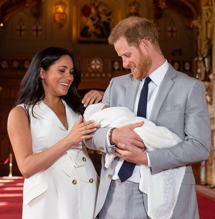 Meghan Markle's son Archie was 'named after her pet cat and cartoon she loved'