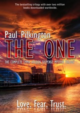 The One - Paul Pilkington (Cover Design by JH Illustration)