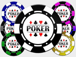 poker chip graphics