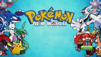 Pokémon New World v1.8.5 Apk Android