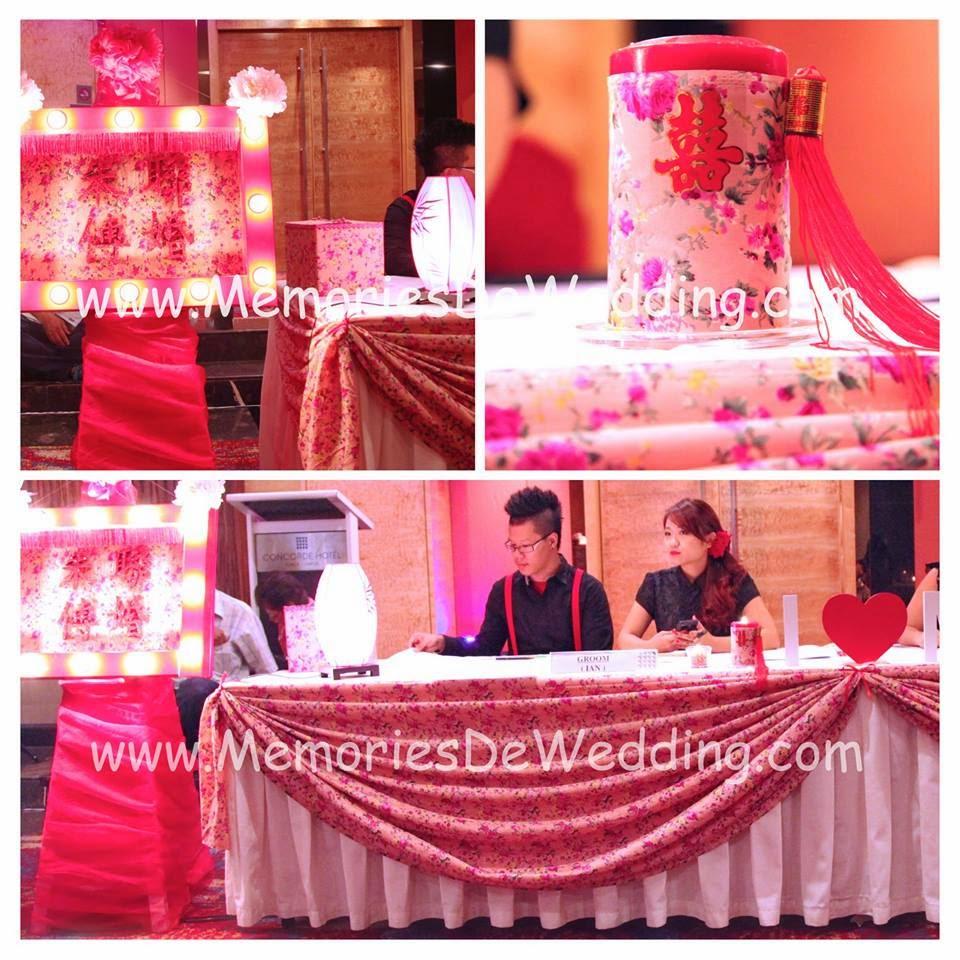 Memories De Wedding | Malaysia Corporate Event & Wedding Planner ...