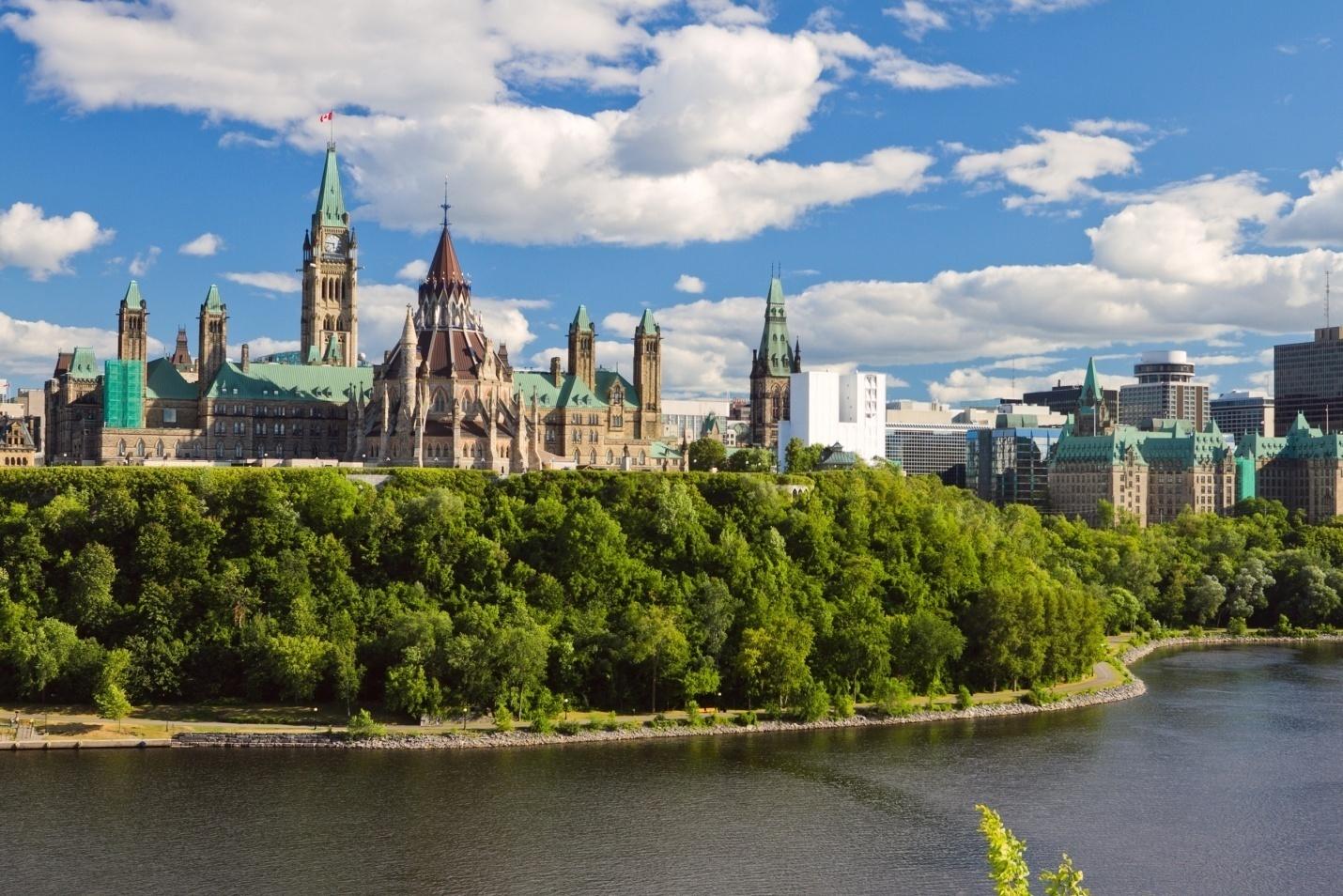 Dịu dàng nét đẹp Ottawa - Thủ đô kín tiếng của Canada