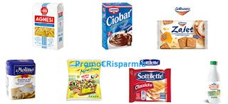Logo Klikkapromo Pazzi per le offerte: buoni Ciobar, Zymil, Pasta Agnese e tanti altri