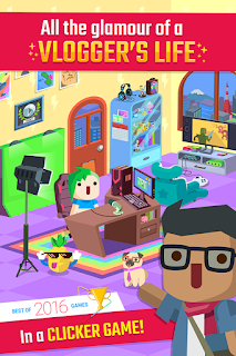 Vlogger Go Viral MOD APK Cheats Android New Update Free Download