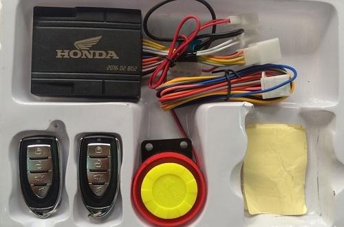 Các bộ phận của chống trộn Honda Thái