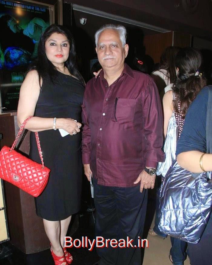 Kiran Juneja, Ramesh Sippy, Hot Images OF Manasvi Mamgai, Huma Qureshi, Sonakshi Sinha At  'Badlapur' Special Screening