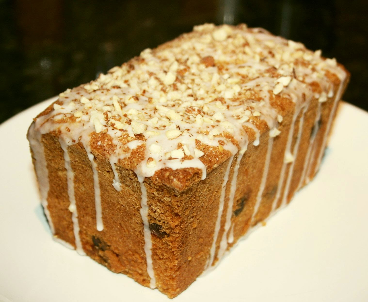 Cake Recipes Using Loaf Tin: CHERRY AND ALMOND LOAF CAKE