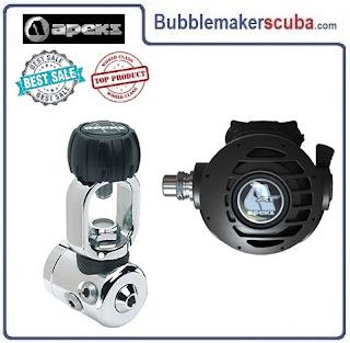 Regulator Apeks AT 20. bubblemakerscuba.com