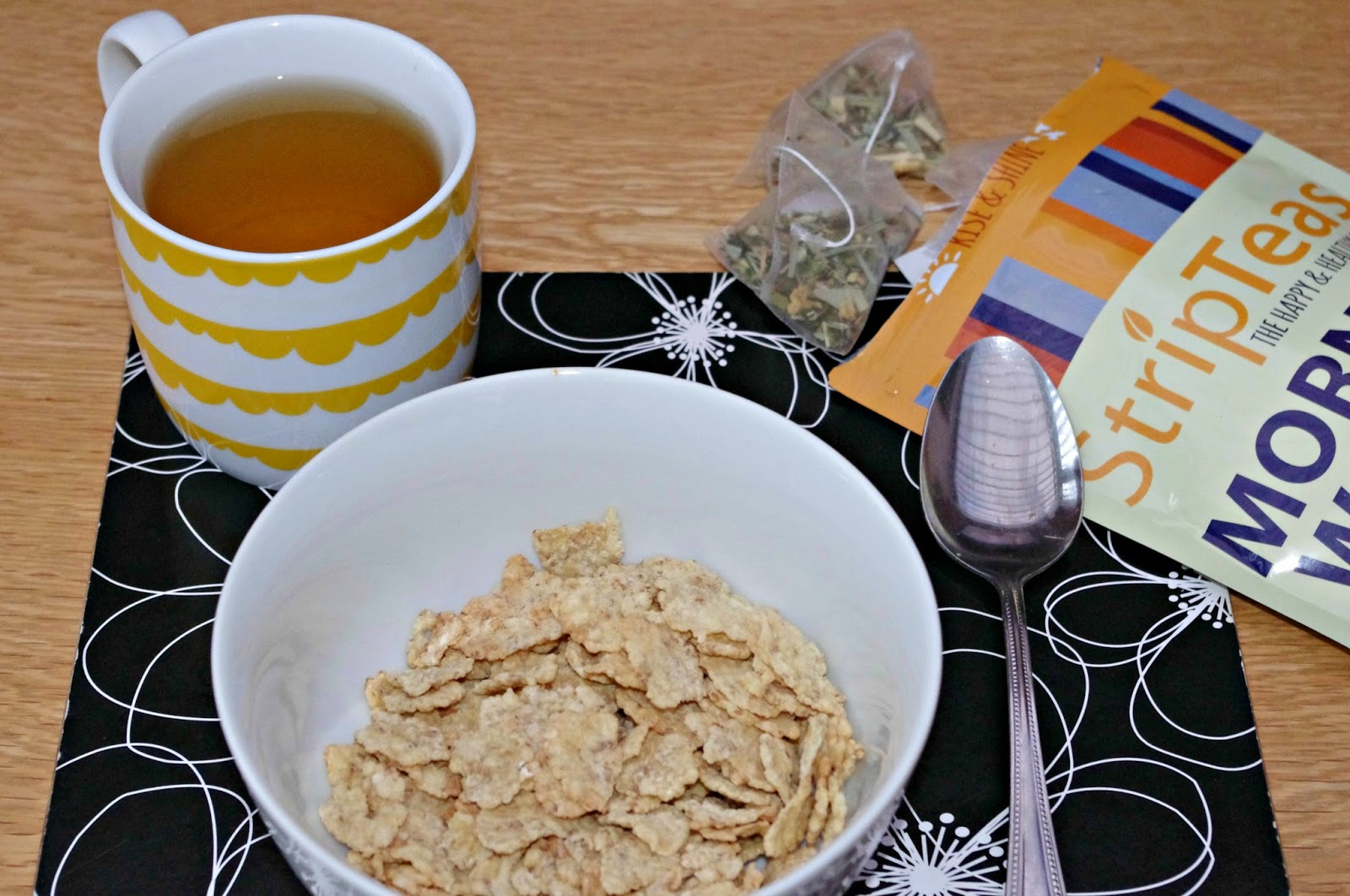 Cereal and Tea