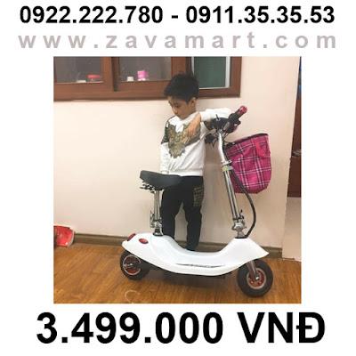 Xe điện E-Scooter mini gấp gọn giá rẻ