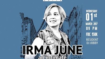 Irma June Akan Showcase di Jakarta Sebelum Berkarir Musik di Amerika