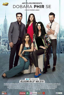 Dobara Phir Se 2016 Urdu 300MB Movie Download
