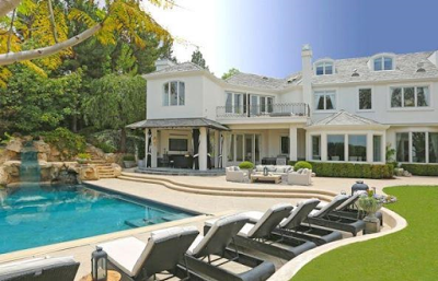 Photos: Robbie Williams sells huge Los Angeles mansion to DJ Khaled for $9.9m