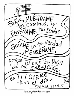 DIBUJOS PARA COLOREAR de la Biblia (Spanish coloring pages)