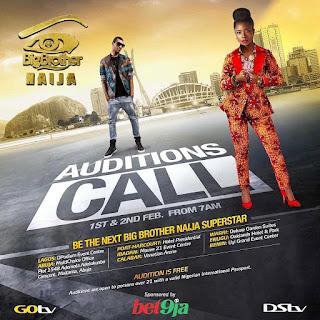 Big Brother Naija (BBNaija) 2019 Auditions Call, Dates, Time & Venues