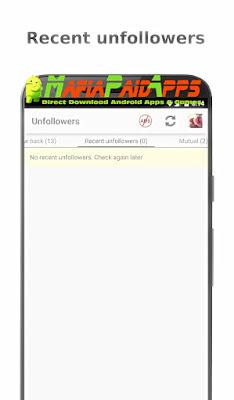 Unfollowers Plus Apk MafiaPaidApps