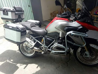 Bukalapak Moge Bekas :  BMW GS K50 2014 NP