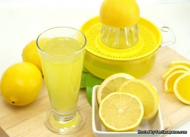 Inilah 12 Khasiat Air Lemon Untuk Kesihatan dan Kegunaan Harian Kita