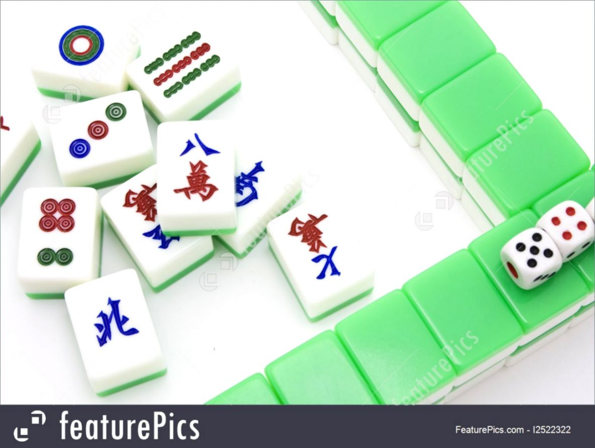 Games And Gambling Chinese Game Stock Picture I2522322 at