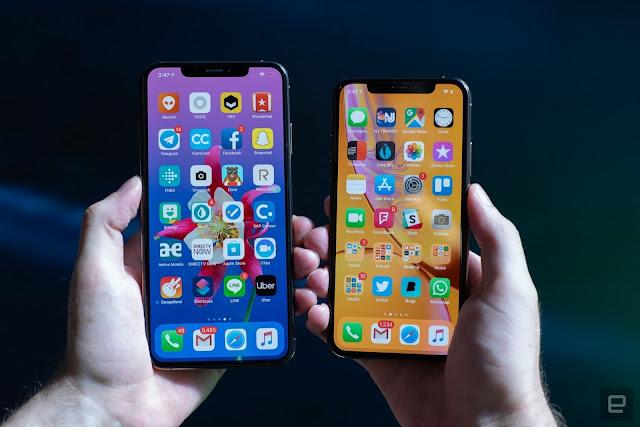 Apple Mengumumkan Peluncuran produk Iphone 5G -nya pada ...
