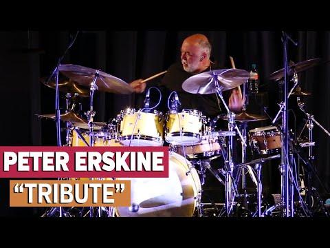 Peter Erskine Tribute London Drum Show