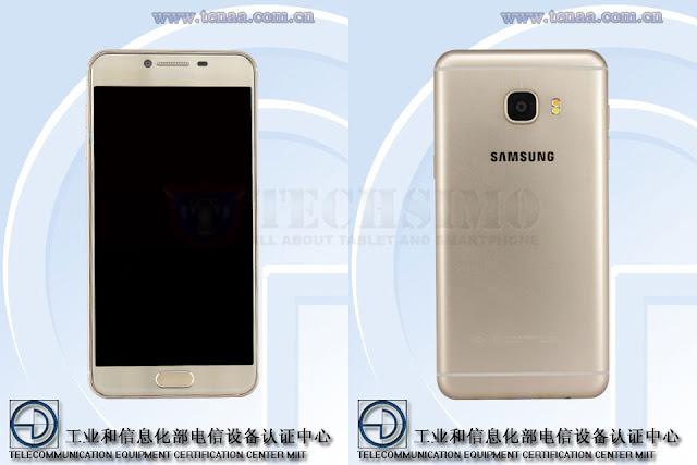 Samsung Galaxy C5 sudah mendapatkan sertifikasi Tenaa