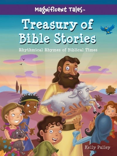 Treasury of Bible Stories cover