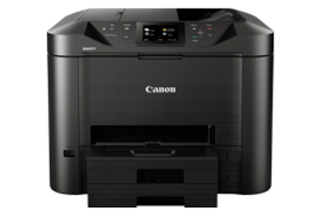 Density ink has rattling inward truth been created apparently for service printing Canon MAXIFY MB5420 Driver Download