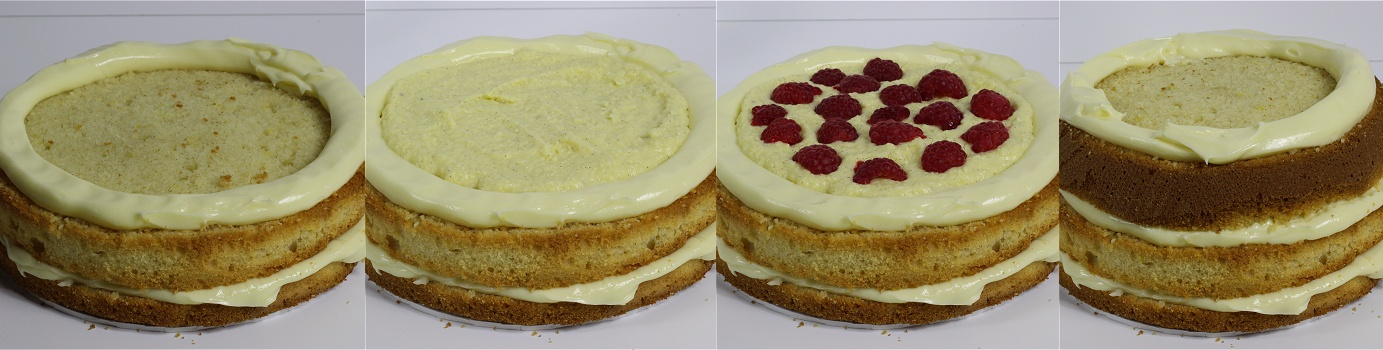 Baseball Cap Cake - Baseballkappen-Motivtorte - Kappen-Torte Anleitung 5