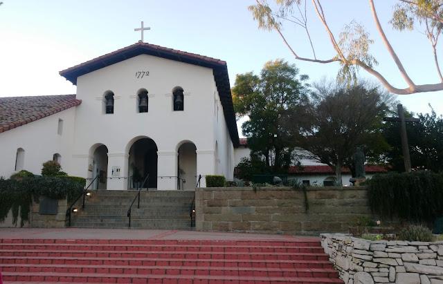 Mission San Luis Obispo de Tolosa California