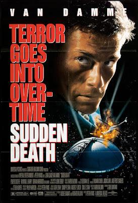 Sudden Death Poster