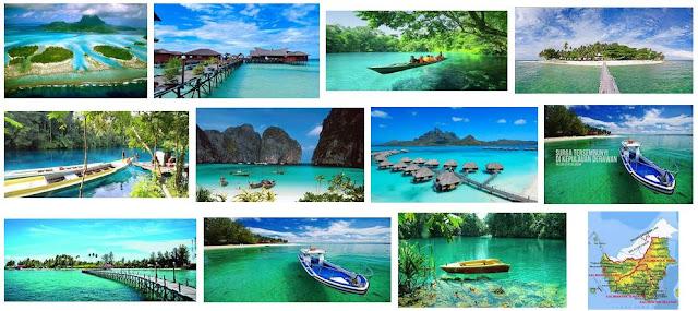 Wisata Pulau Kalimantan