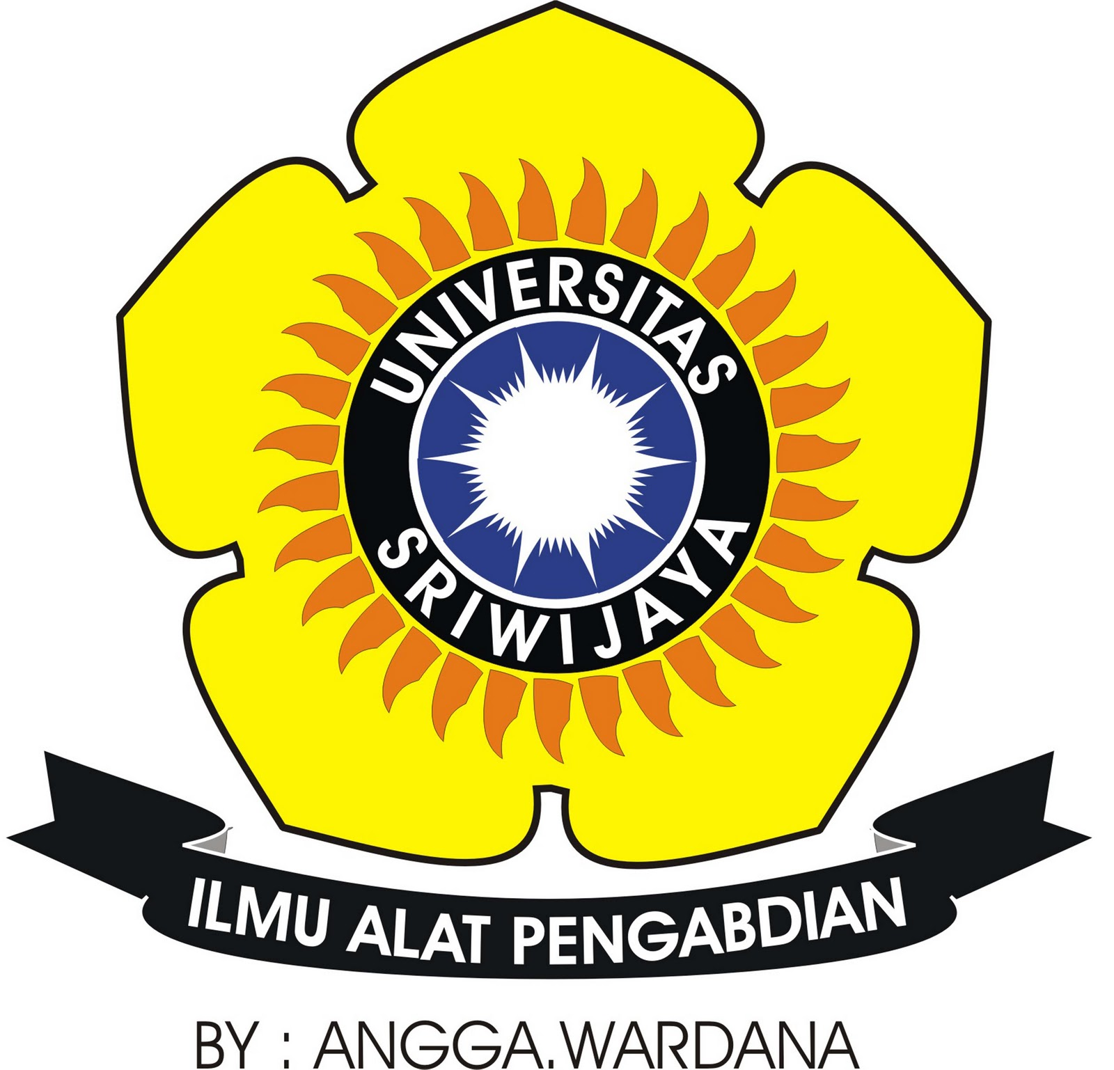 Gambar Lambang Universitas Sriwijaya  Koleksi Gambar HD