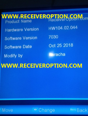 ALI3510D HD RECEIVER HW104.02.044 AUTO ROLL POWERVU KEY NEW SOFTWARE