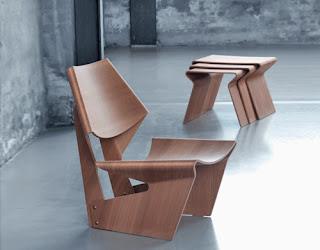 Clásico del diseño escandinavo. Silla GJ